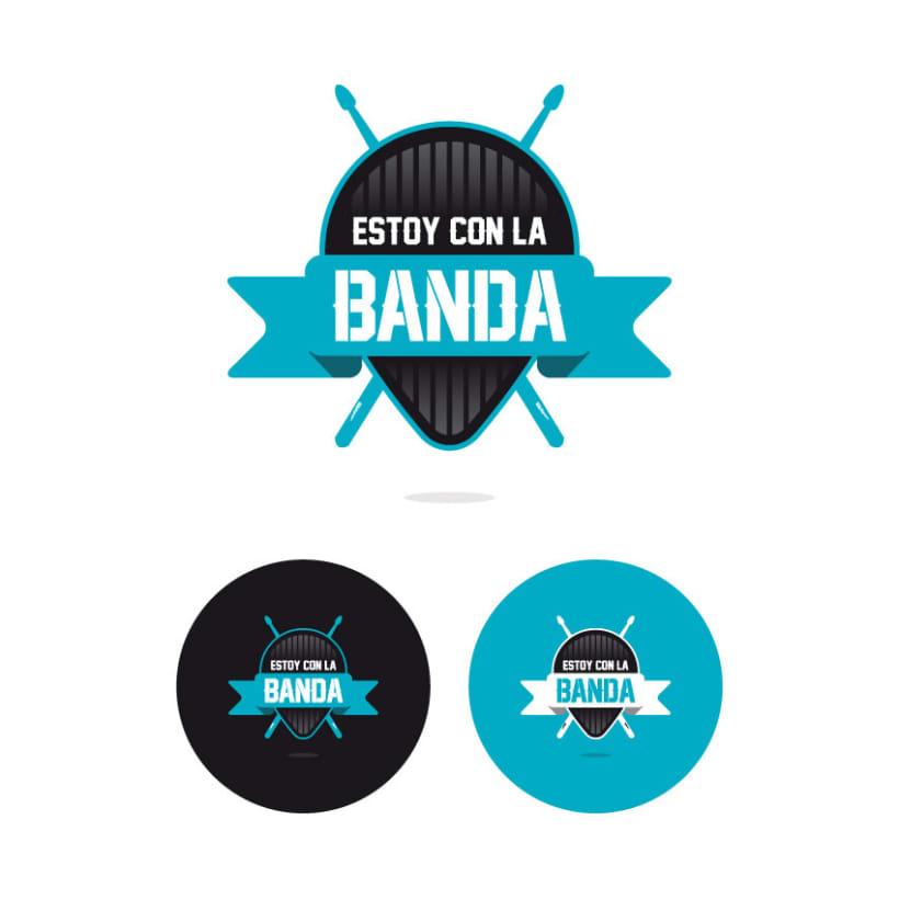 Logo Banda 1