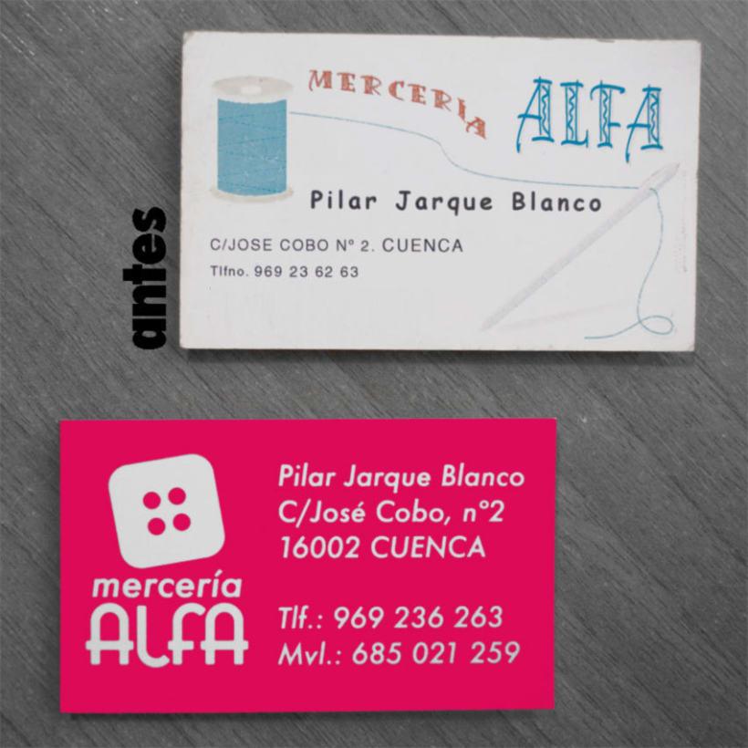 Mercería Alfa 4