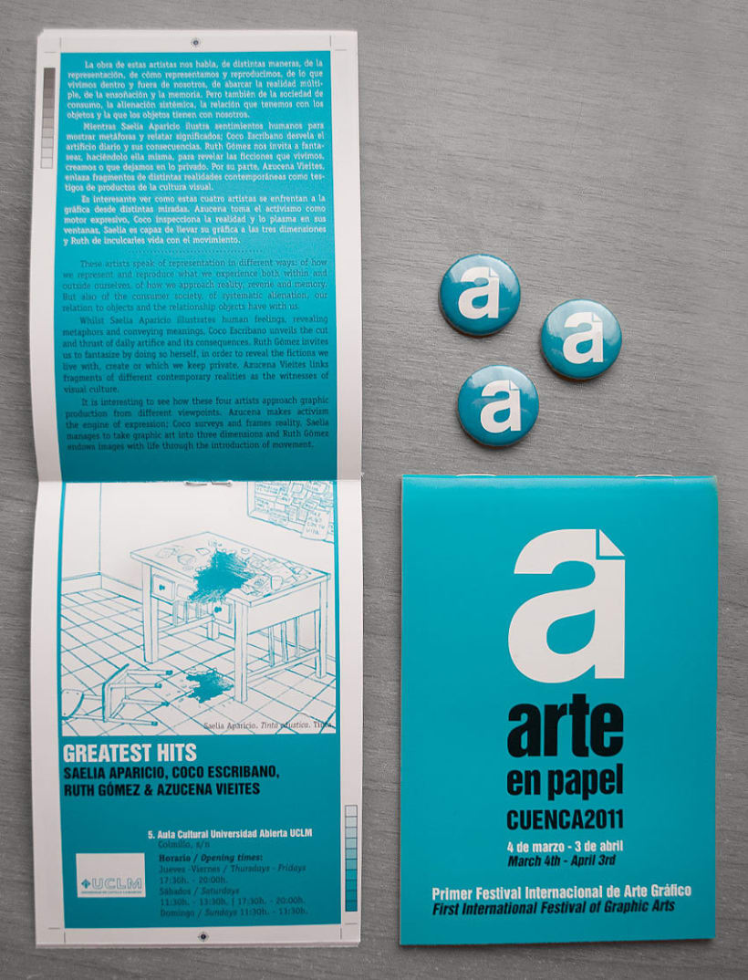 Arte en Papel 2011 5