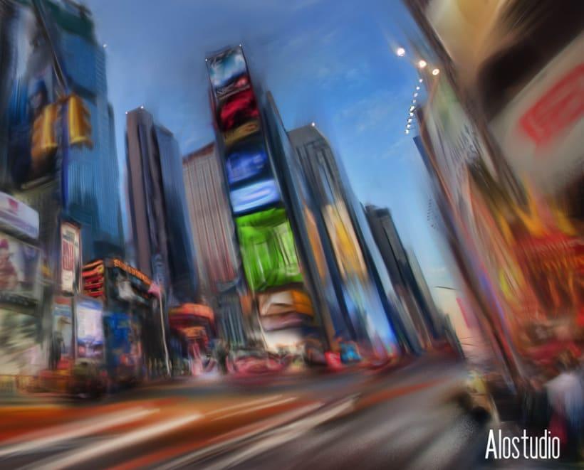 New York Concept 1