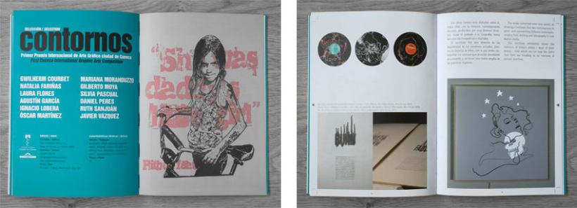 Catálogo Arte en Papel Cuenca 2011 12