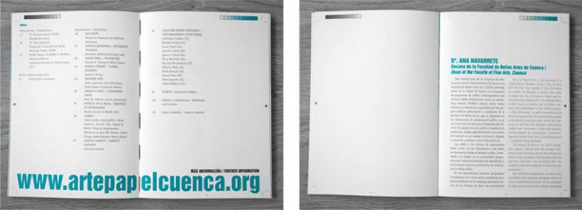 Catálogo Arte en Papel Cuenca 2011 4