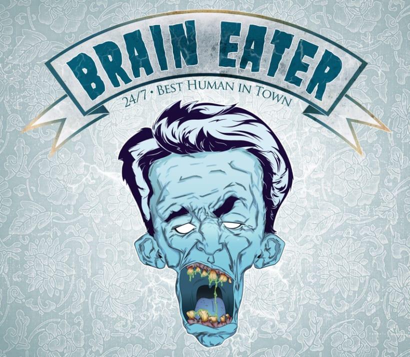 Brain eater 1