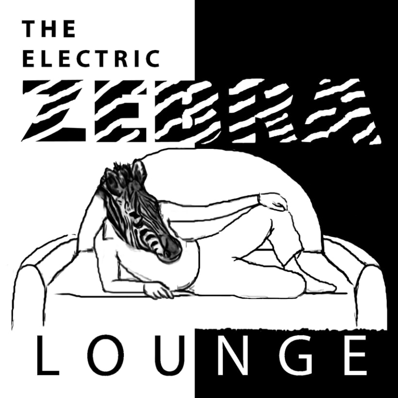 Designs for The Electric Zebra Lounge Contest 5