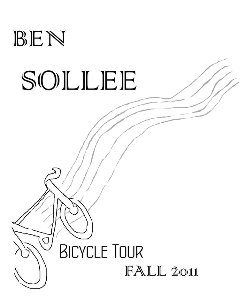 Designs for Ben Sollee Contest 1
