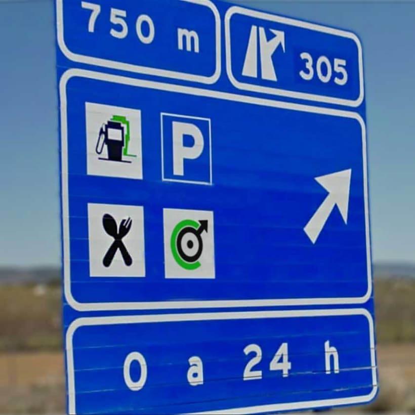 Cruising (señalética) 1
