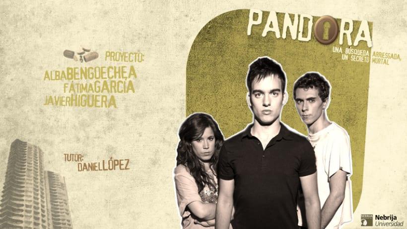 Pandora - Diseño 1