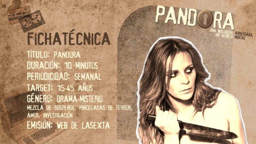 Pandora - Diseño 2