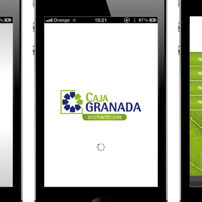 Reelcode / Caja Granada 1