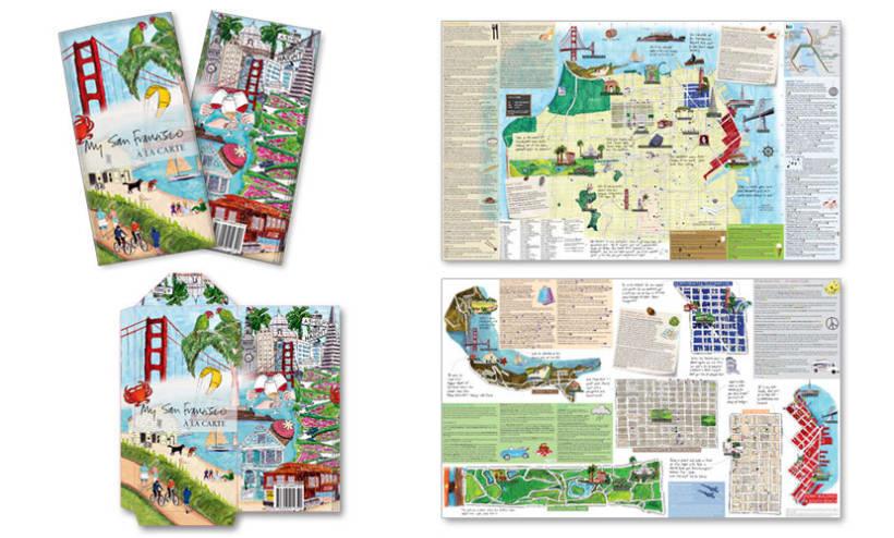 A LA CARTE MAPS 6
