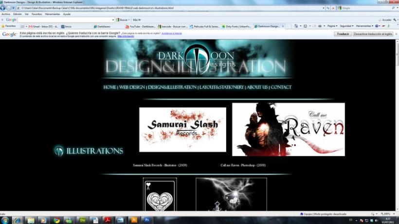 Web Sites -portfolio Summer 2011- 7