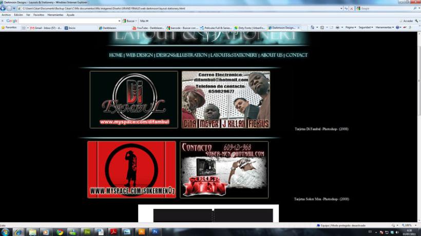 Web Sites -portfolio Summer 2011- 9