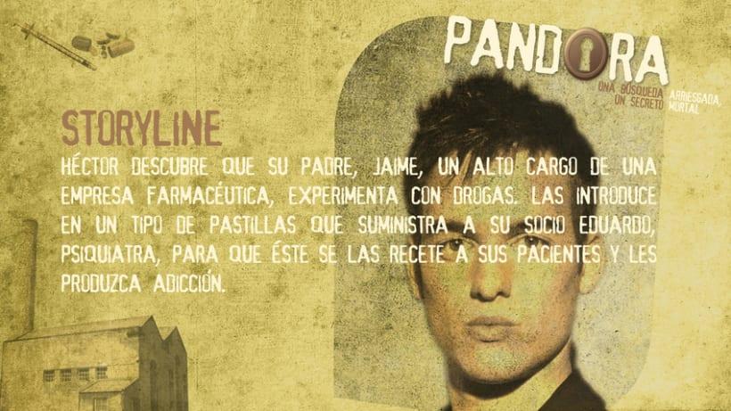 Pandora - Diseño 4