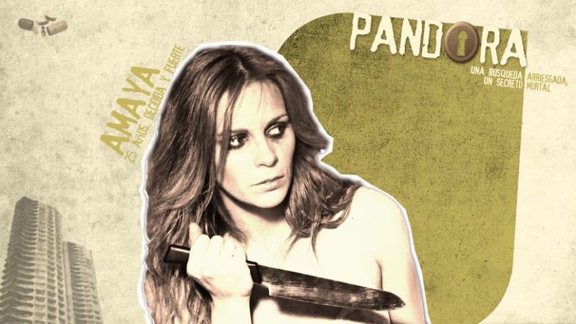 Pandora - Diseño 5