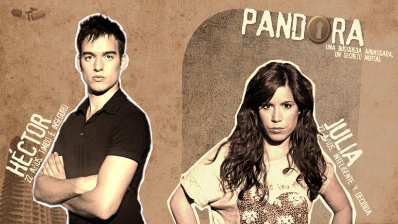 Pandora - Diseño 6