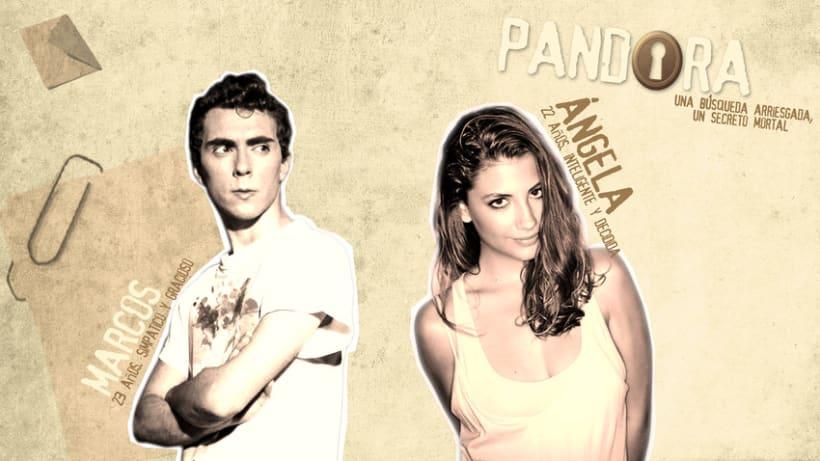 Pandora - Diseño 7