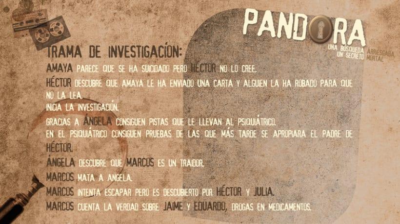 Pandora - Diseño 9