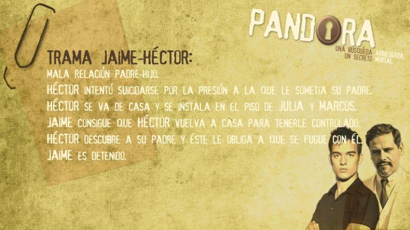 Pandora - Diseño 10
