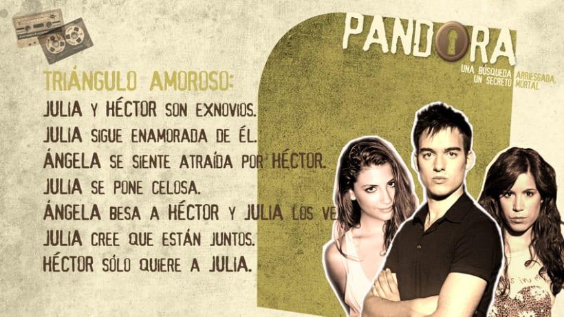 Pandora - Diseño 11