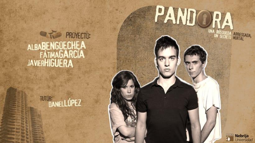 Pandora - Diseño 12