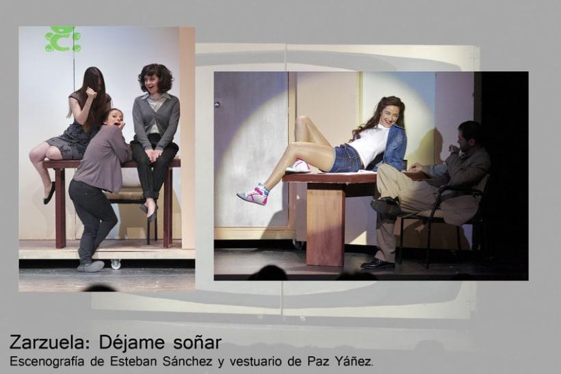 Zarzuela: Déjame Soñar (Jesús Guridi) 12