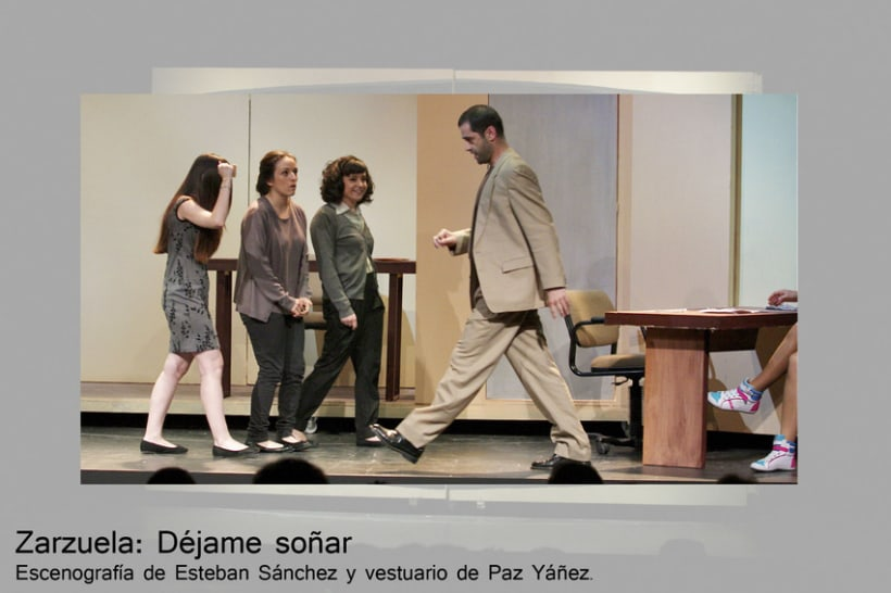 Zarzuela: Déjame Soñar (Jesús Guridi) 11