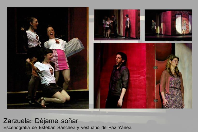 Zarzuela: Déjame Soñar (Jesús Guridi) 5