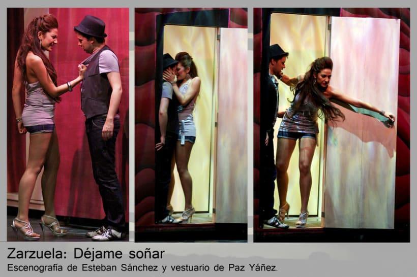 Zarzuela: Déjame Soñar (Jesús Guridi) 4