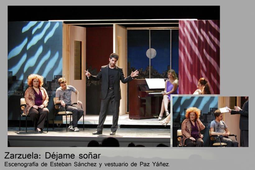Zarzuela: Déjame Soñar (Jesús Guridi) 3
