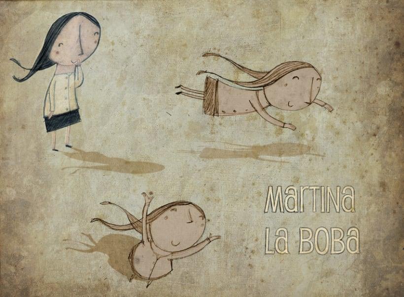 Martina La Boba (canción: Antonio Rubio y Jaime Bastos) 2