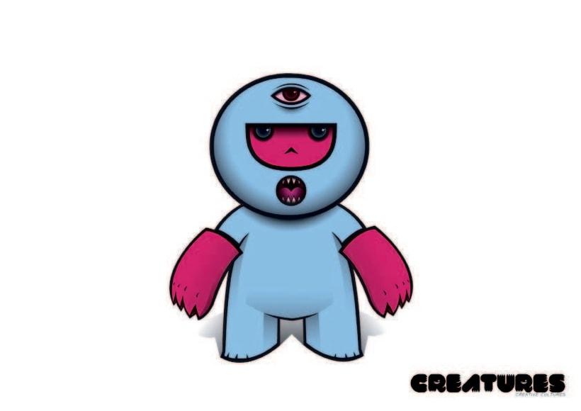 CREATURES 8