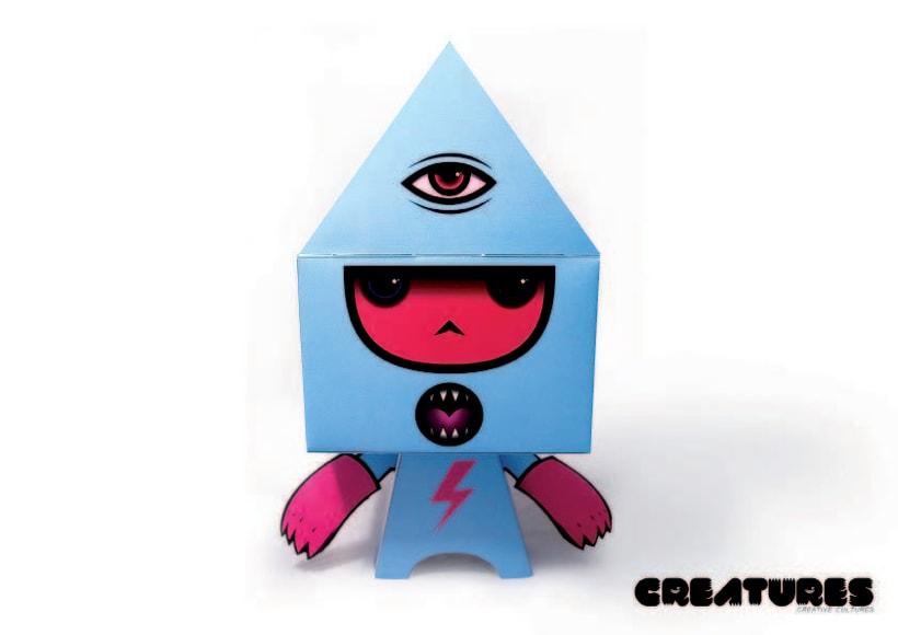 CREATURES 10