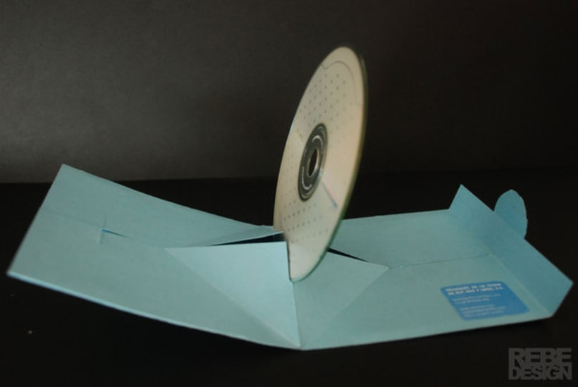 CD Packaging Design 1