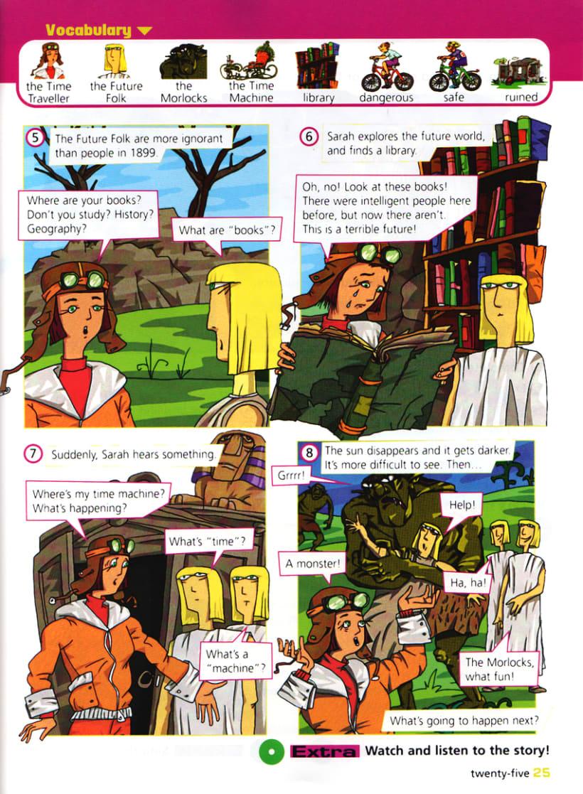 Comics 1/ Libros de texto 20