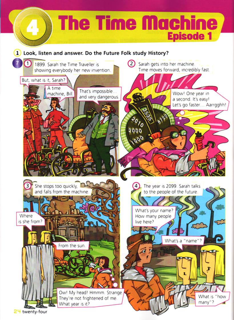 Comics 1/ Libros de texto 19
