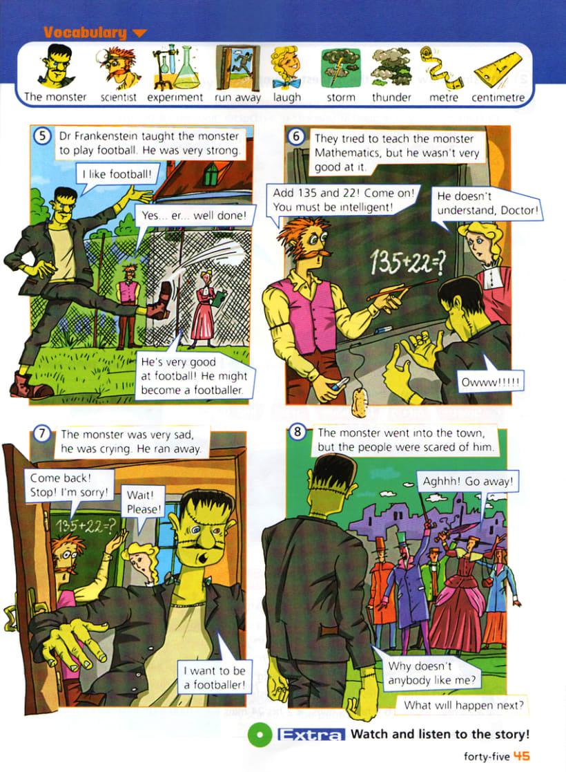 Comics 1/ Libros de texto 17