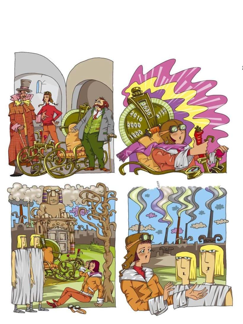 Comics 1/ Libros de texto 14
