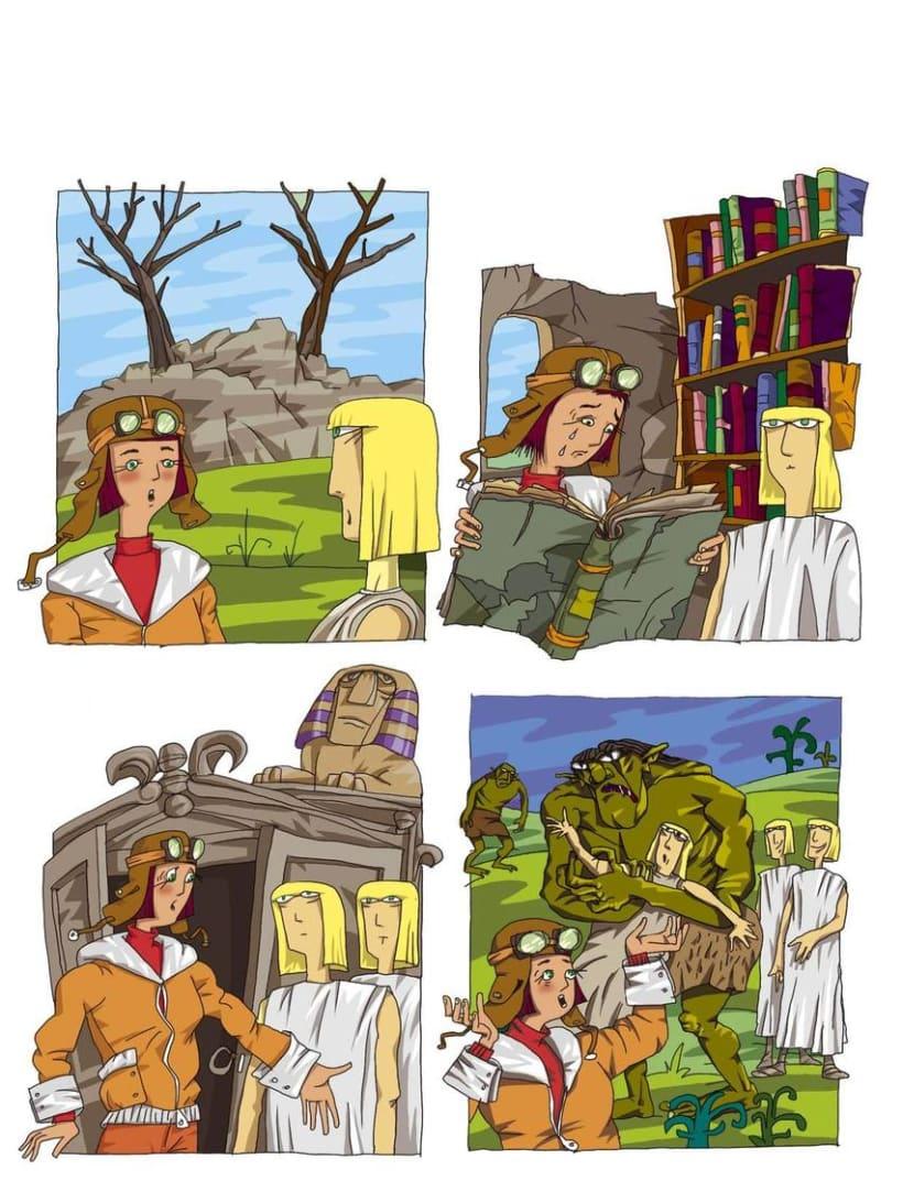 Comics 1/ Libros de texto 15
