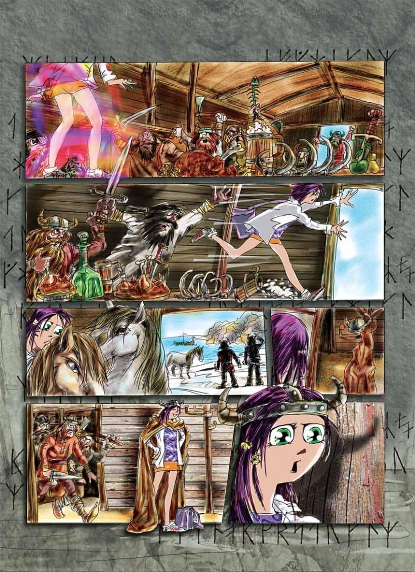 Comics 1/ Libros de texto 9