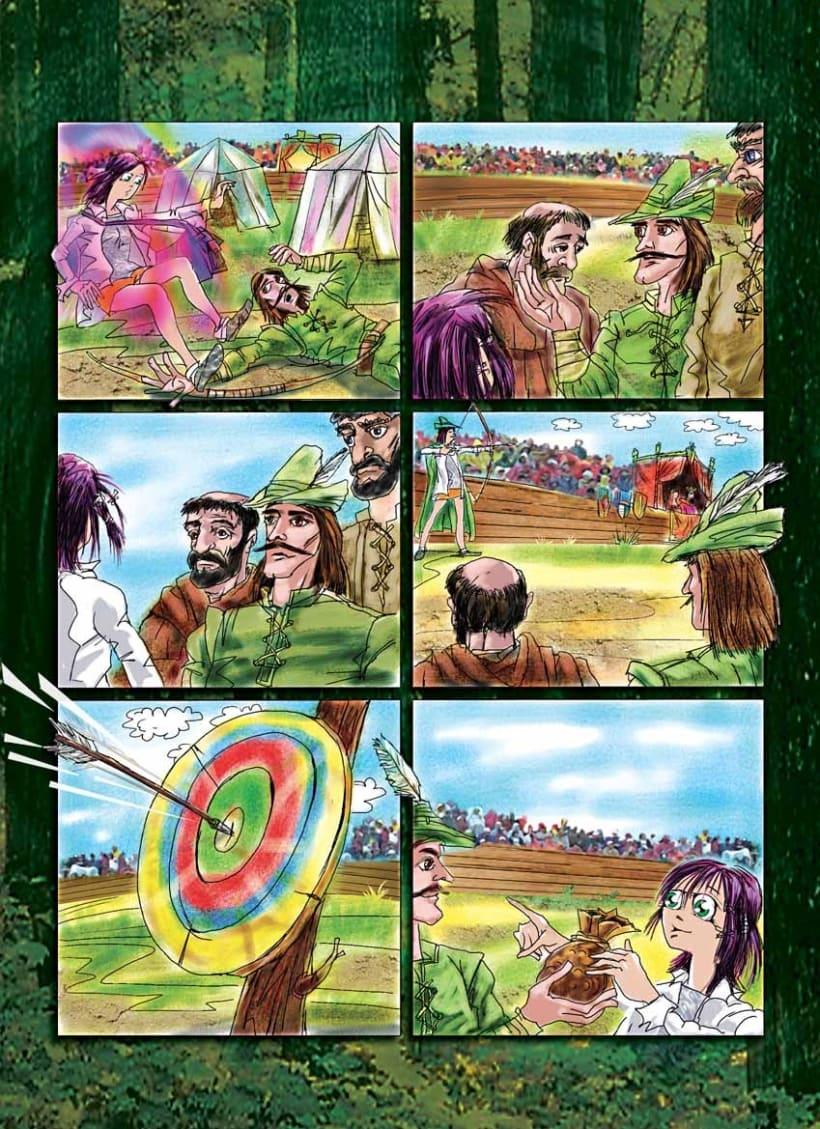 Comics 1/ Libros de texto 8
