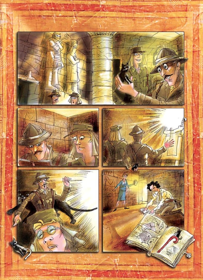 Comics 1/ Libros de texto 1