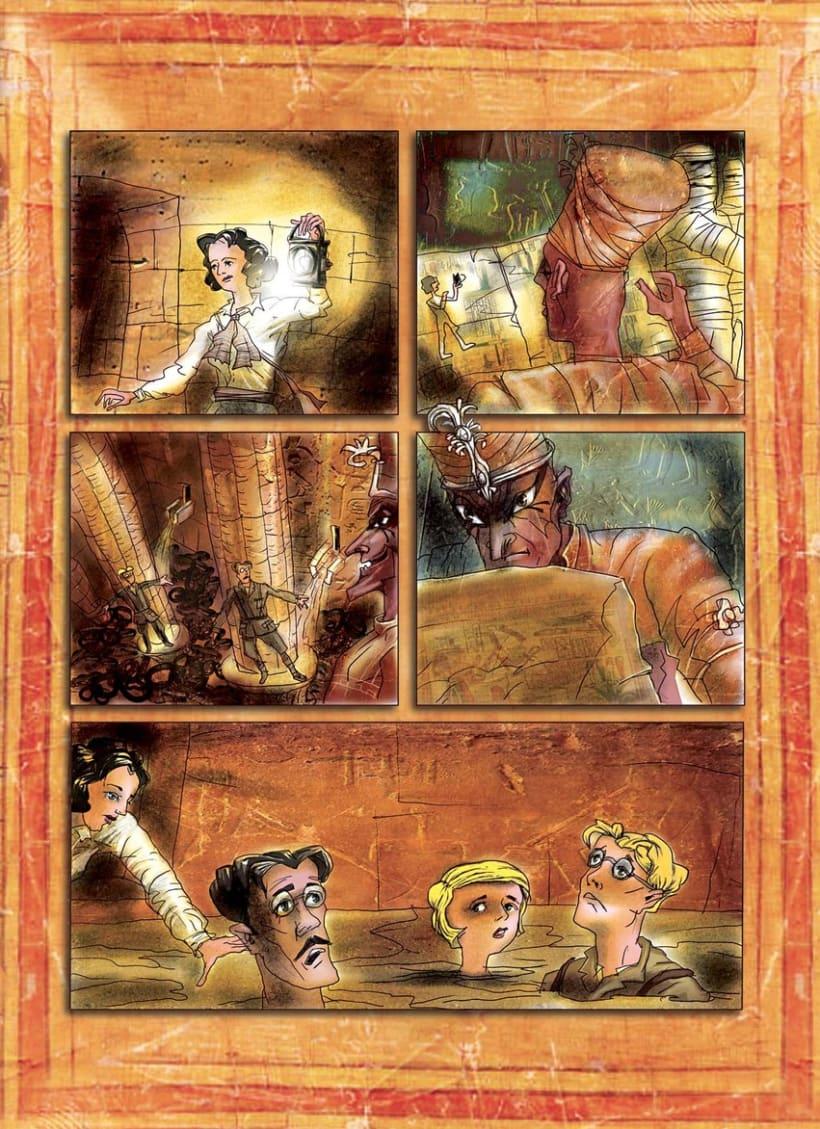 Comics 1/ Libros de texto 3