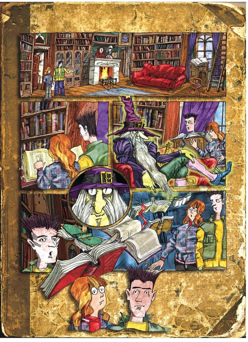 Comics 2/ Libros de texto 2
