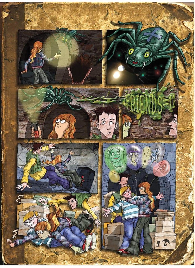 Comics 2/ Libros de texto 6