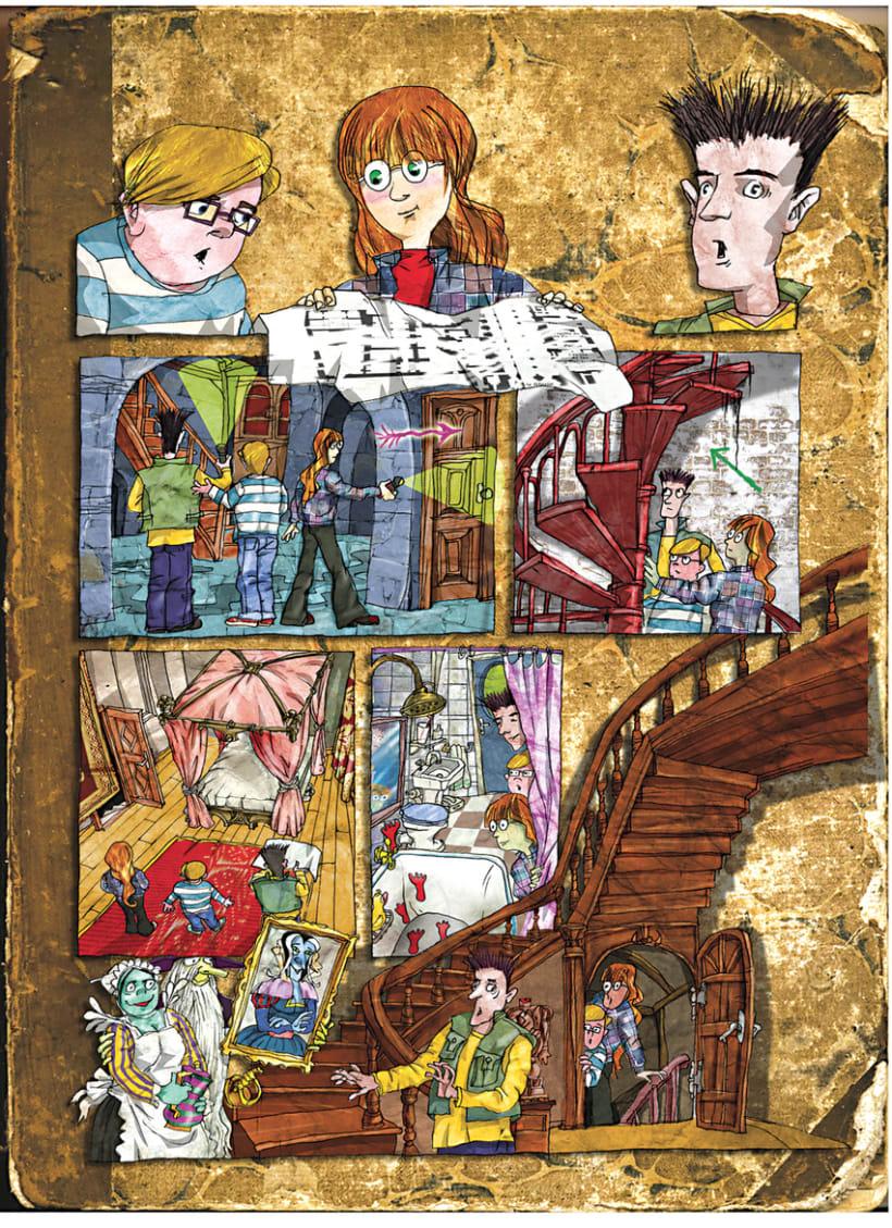 Comics 2/ Libros de texto 5
