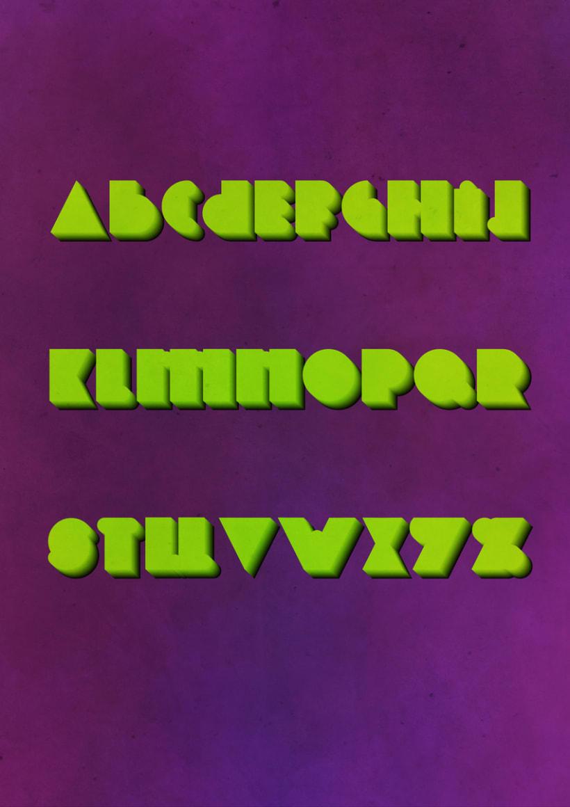 Typo design 10