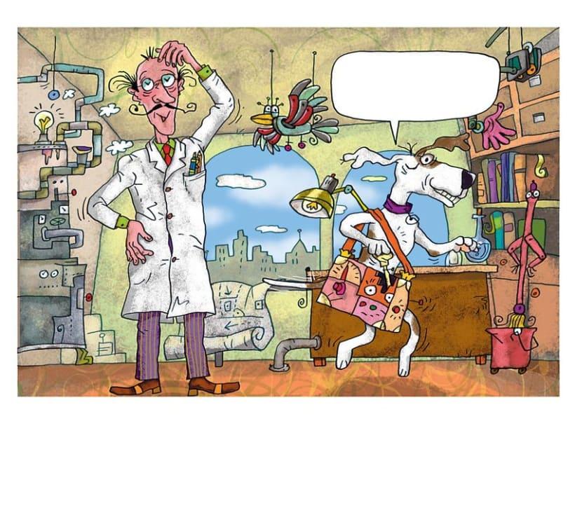 Ilustraciones Ciencias 7