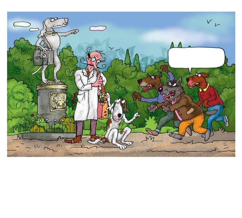 Ilustraciones Ciencias 6