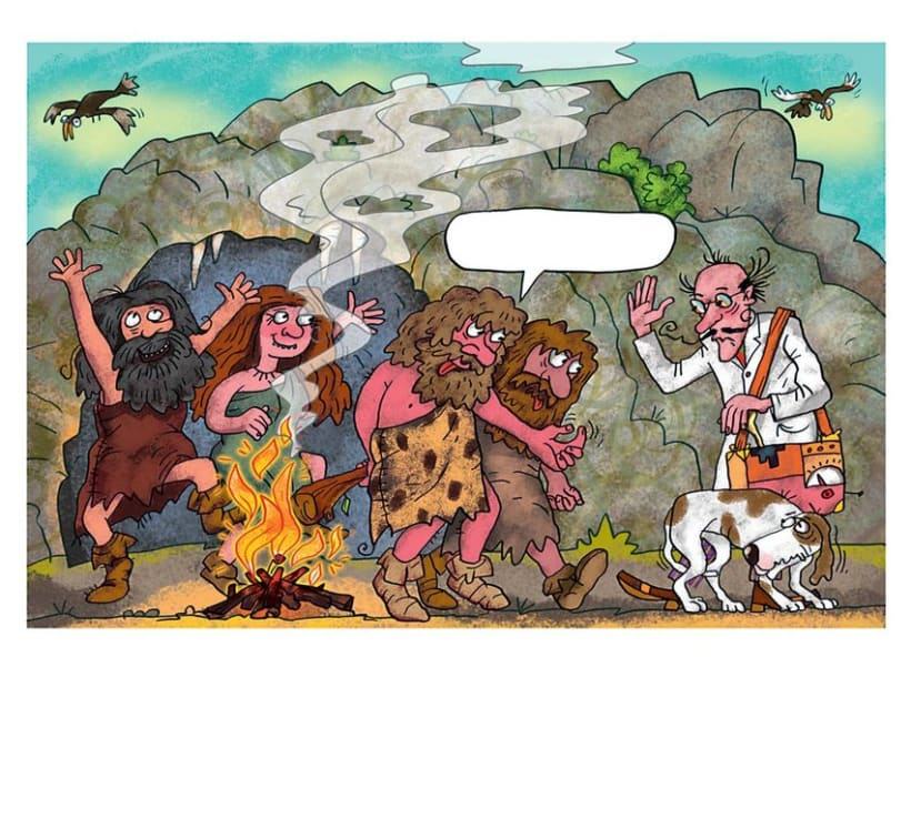 Ilustraciones Ciencias 3