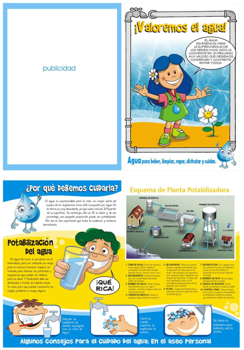Aguas  (folletos) 3